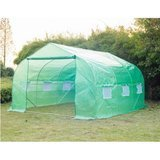 Outsunny Portable 12 ft. x 10 ft. Walk-In Garden Greenhouse