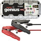 NOCO Genuis G15000 12V/24V 15A Pro Series UltraSafe Smart Battery Charger
