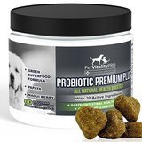 PetVitality PRO Probiotics for Dogs with Natural Digestive Enzymes