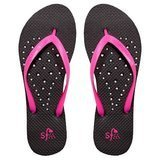 Showaflops Womens' Antimicrobial Shower & Water Sandals