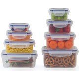 Popit Food Plastic Container Set