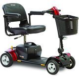 Pride Mobility Go-Go Traveler Elite Plus Pride 4 Wheel Mobility Scooter SC54