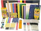 School Supply Boxes Ultimate Back-to-School Essentials Kit