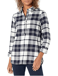 Goodthreads Relaxed Fit Popover Shirt