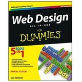 Sue Jenkins Web Design All-in-One For Dummies