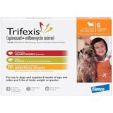 Trifexis Chewable Tablets for Dogs, 10.1-20 Pounds