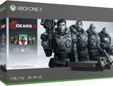 Microsoft Xbox One X Gears Five Bundle